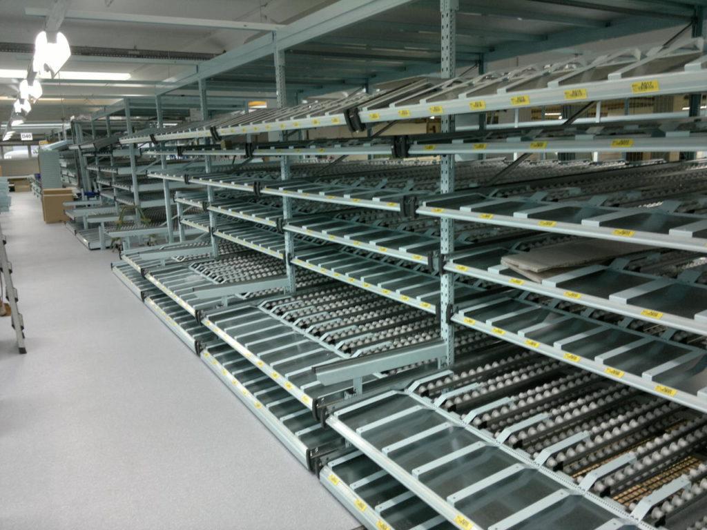 Montageservice mueller Lager-und Betriebseinrichung